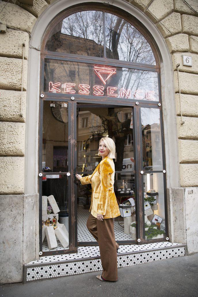 Foto di esterno Kessence Boutique per profumi per la casa