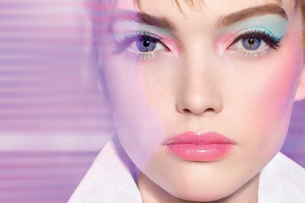 Foto di Make up Dior primavera estate 2020