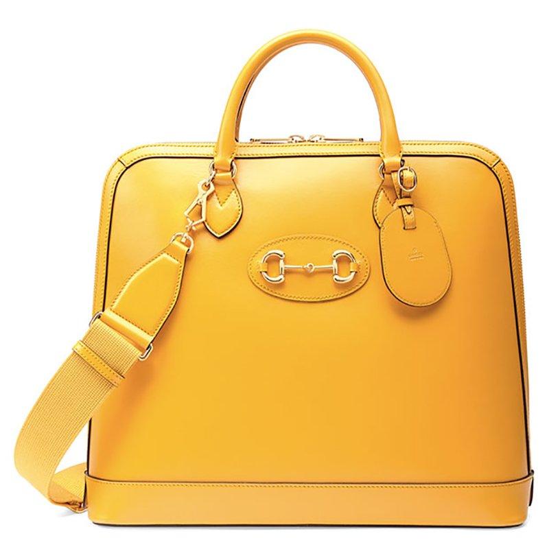 Foto di borsa Gucci gialla