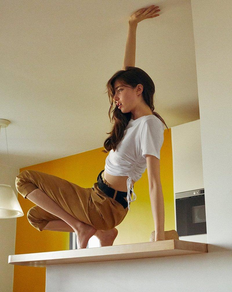 Foto di pantalone 2020 slim di Zara