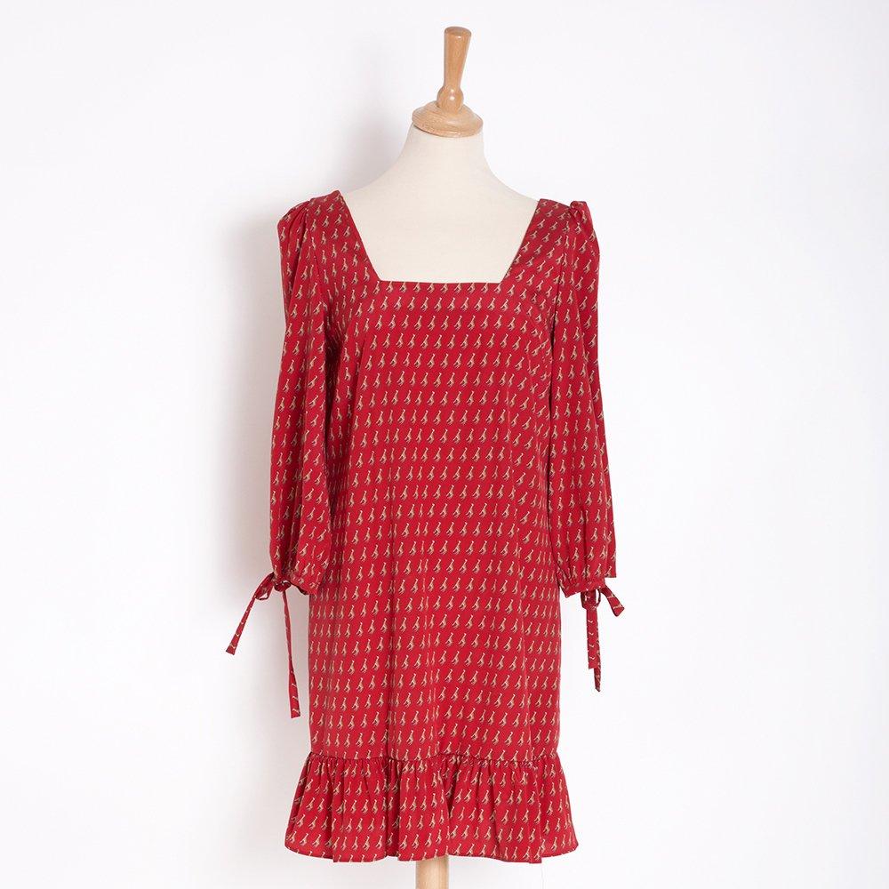 Foto di abito rosso Luluredgrove