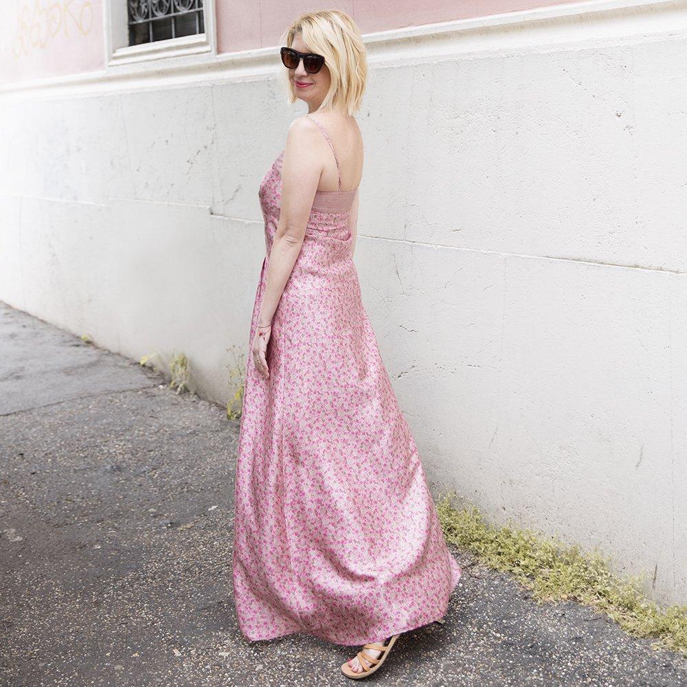 Foto di abito rosa Luluredgrove