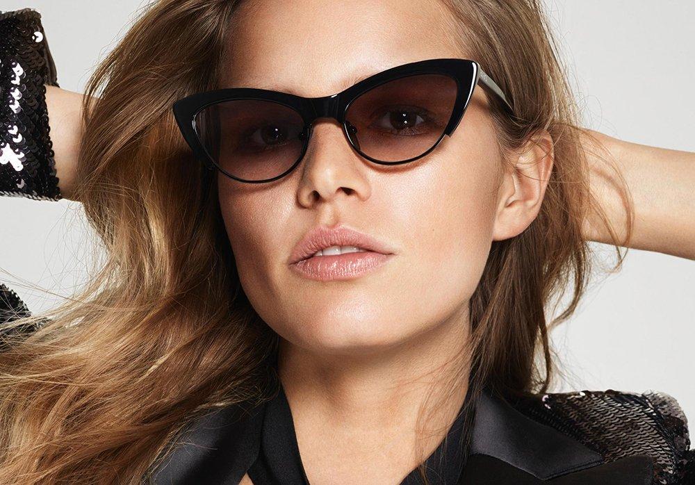 Foto di occhiali da sole cat eye