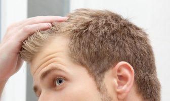 Foto di capelli uomo