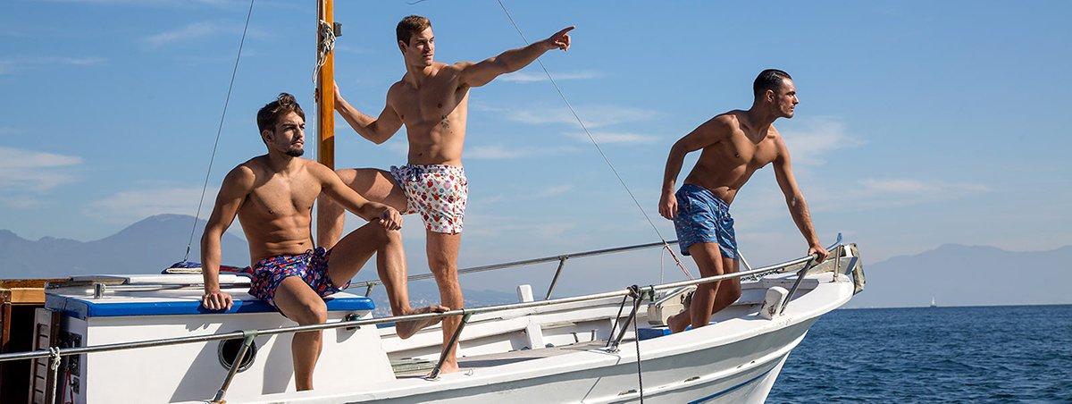 Costumi Da Bagno Uomo 2020: le tendenze della moda mare