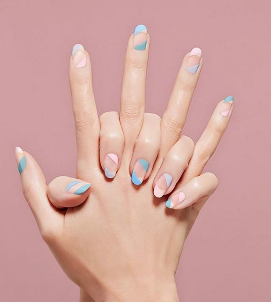 Foto di Nail Art con pastel Manicure