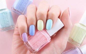 Foto di pastel Manicure