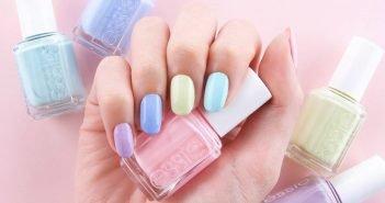Pastel Manicure: la Tendenza  Nails Più Amata dell'Estate