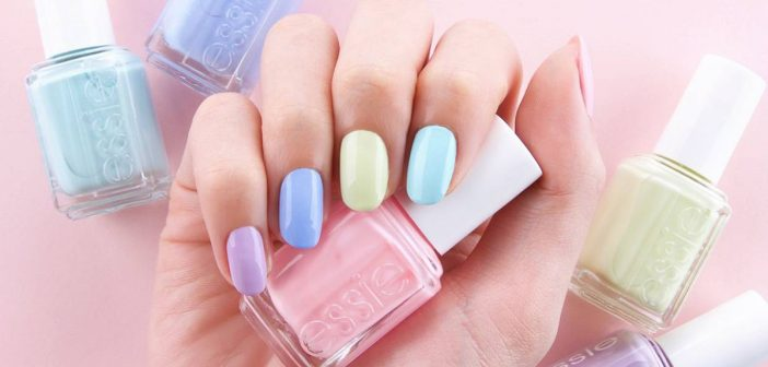 Pastel Manicure: la Tendenza  Nails Più Amata dell'Estate