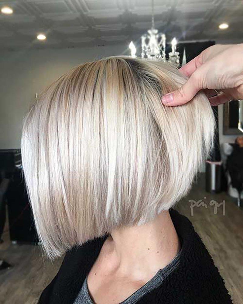 Foto di taglio capelli bob