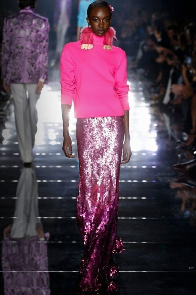Foto di abito rosa