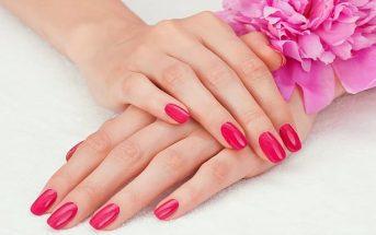 Foto di unghie estive semplici