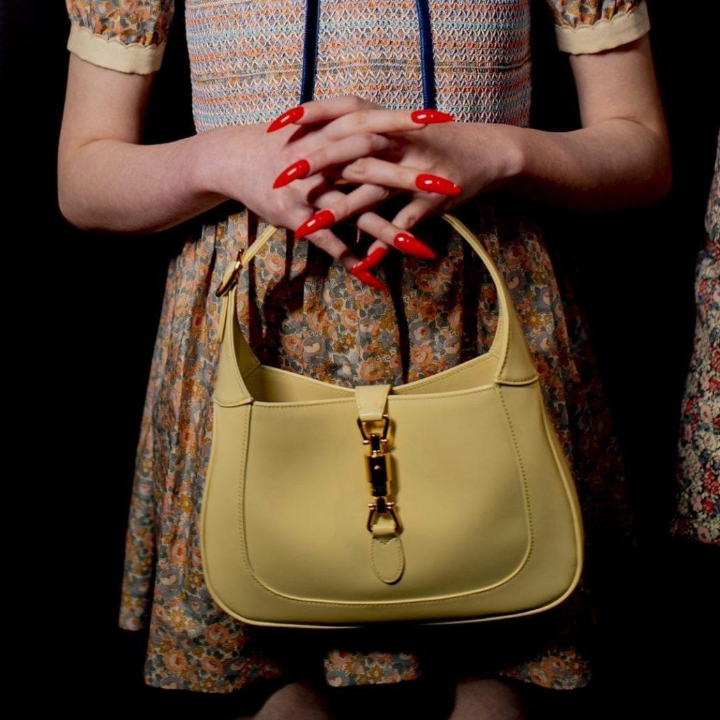 Foto della borsa Jackie di Gucci