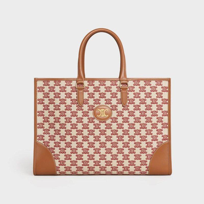 Foto della shopping bag di celine