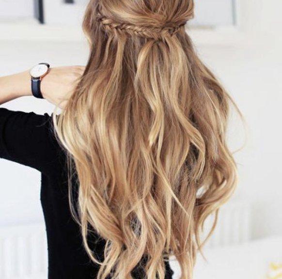 Foto di colore capelli biondi autunno inverno 2020-2021