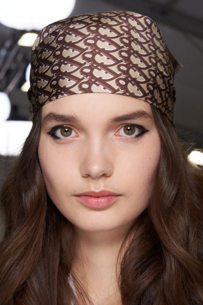Foto di foulard Dior