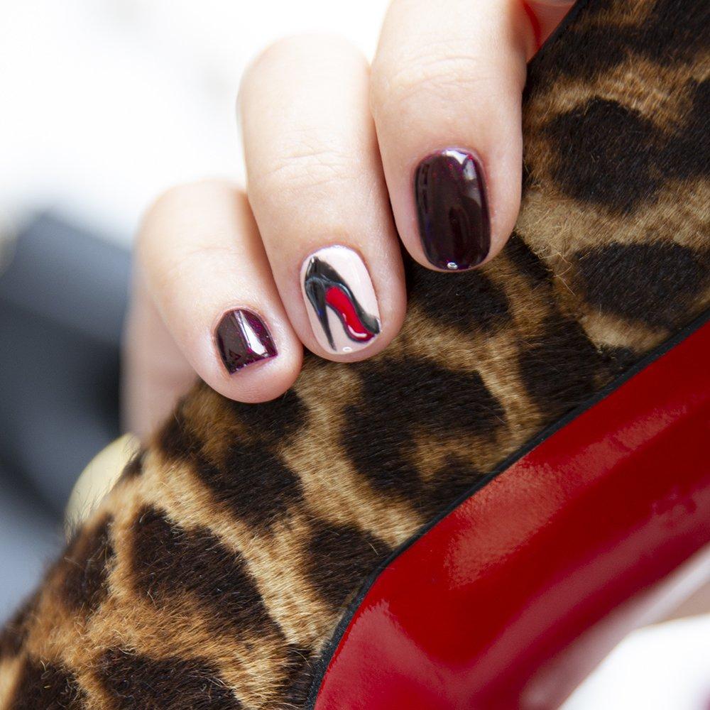 foto di Nail art fashion