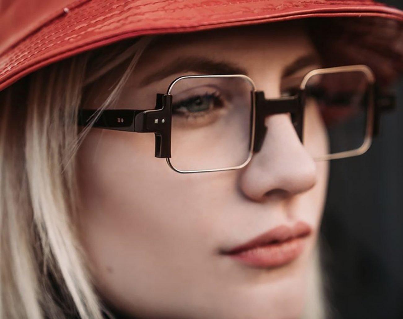 Foto di occhiali da vista 2021 di tendenza
