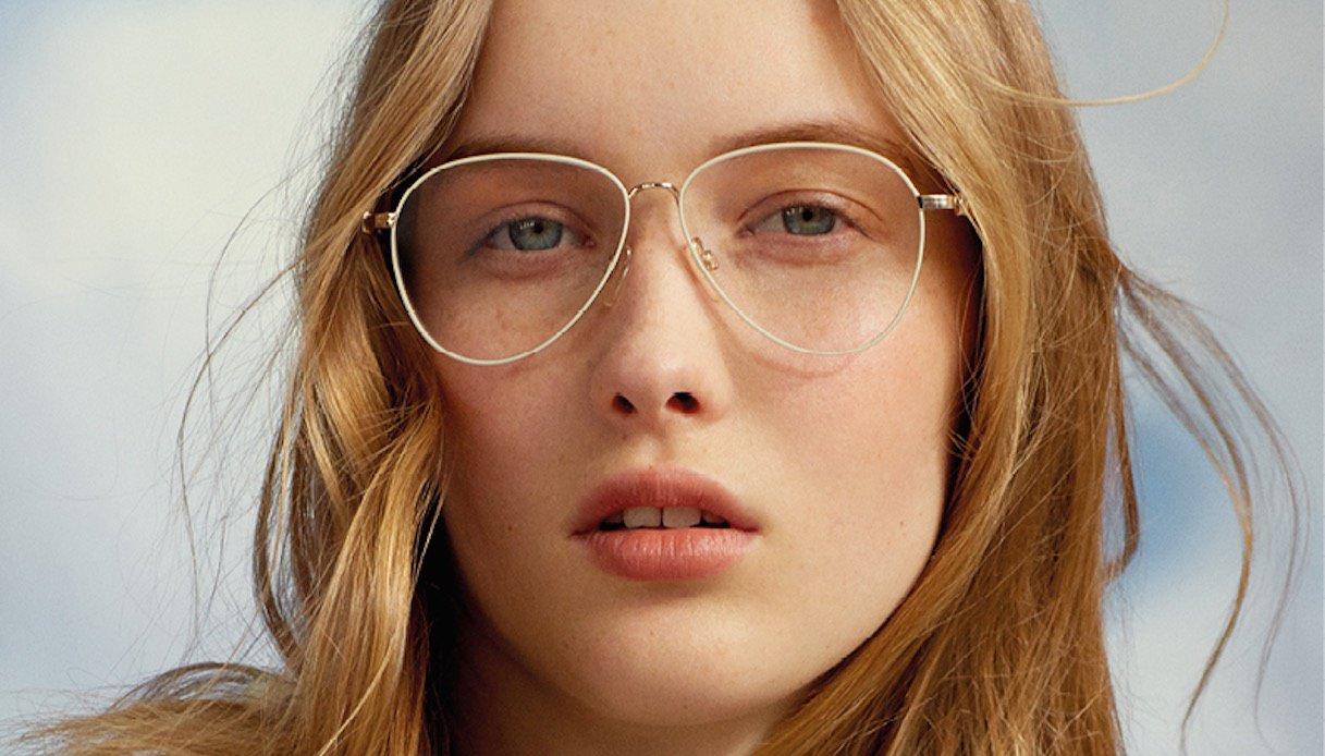 Foto di occhiali aviator