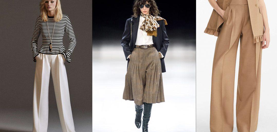 Foto di pantaloni autunno inverno 2020-2021