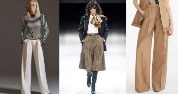 Pantaloni Autunno Inverno 2020-2021: i Modelli Comodi e Chic