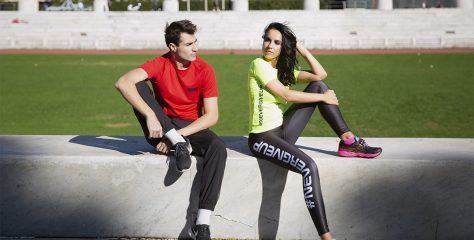 L'Inspiring Activewear #NeverGiveup by The Goose Club