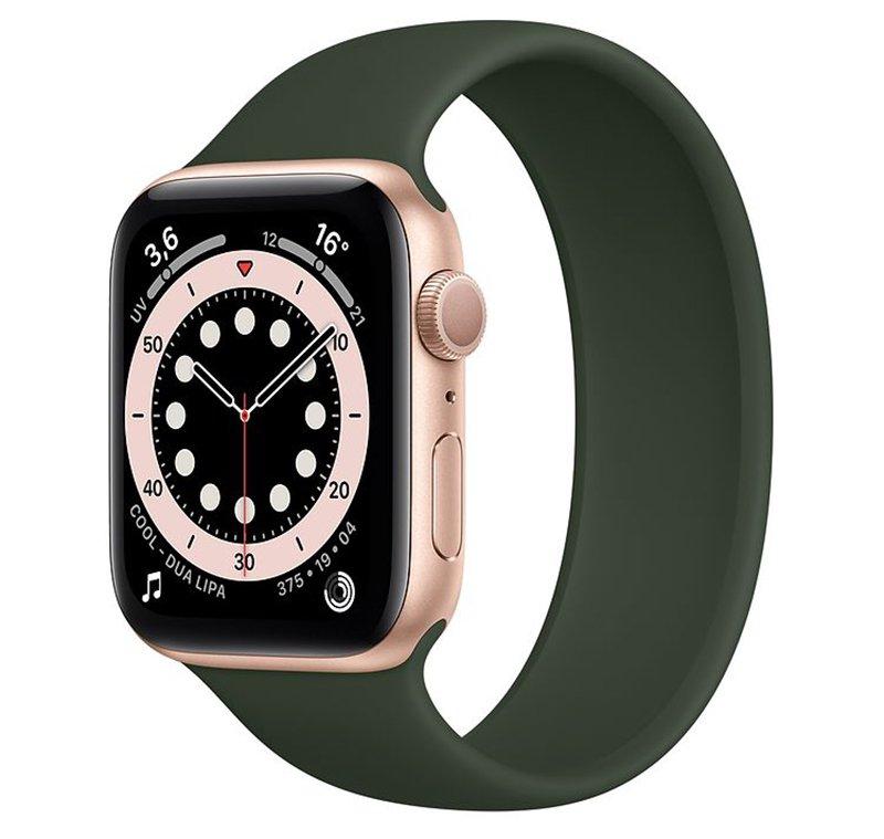 Foto di Apple Watch Serie 6 come regalo di natale 2020 per lui