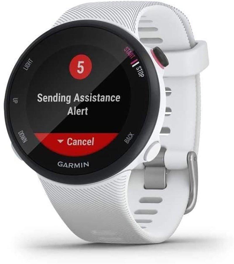 Foto di orologio Garmin come regalo di Natale per lui 2020