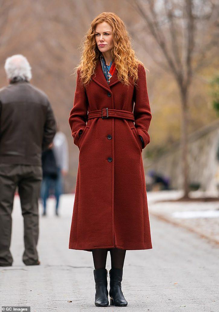 Foto di look Nicole Kidman in Undoing