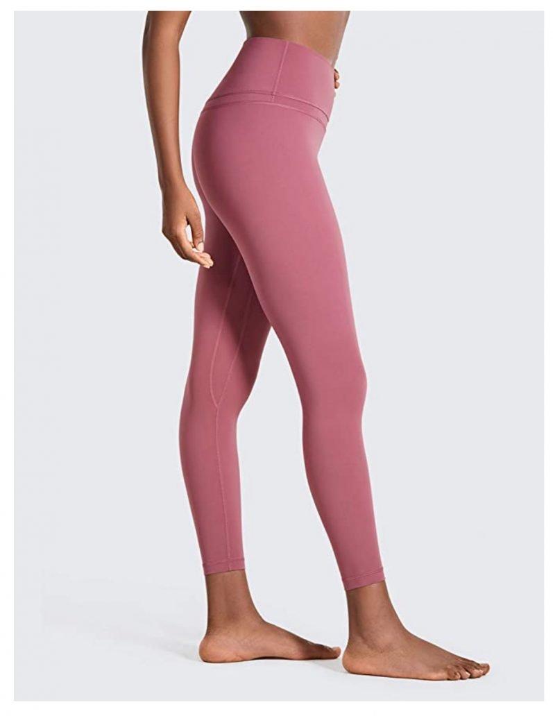 Foto di leggings sportivi per lo yoga