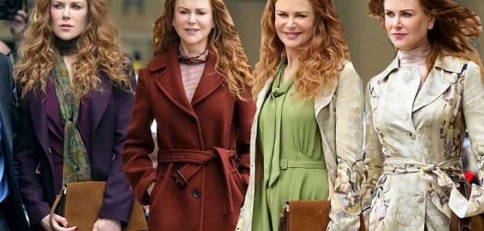 Tutti i segreti dei look di Nicole Kidman in Undoing