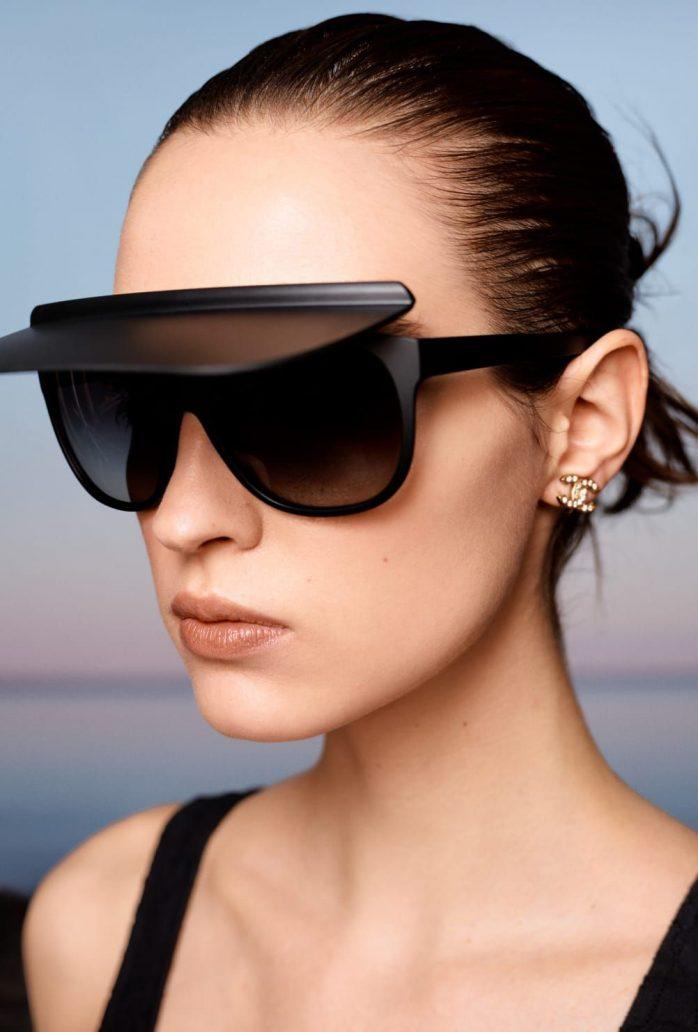 Foto di occhiali da sole Chanel