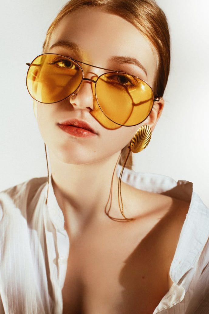 Foto di occhiali da sole estate 2021