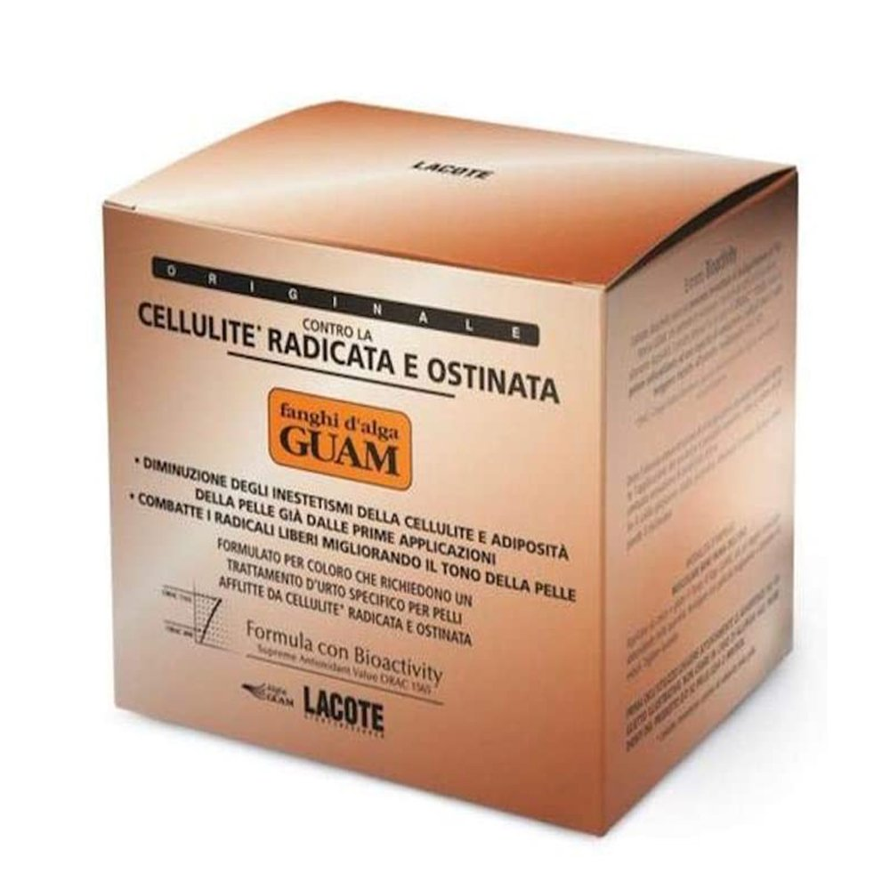 Foto dei Fanghi Guam tra i prodotti anticellulite più efficaci