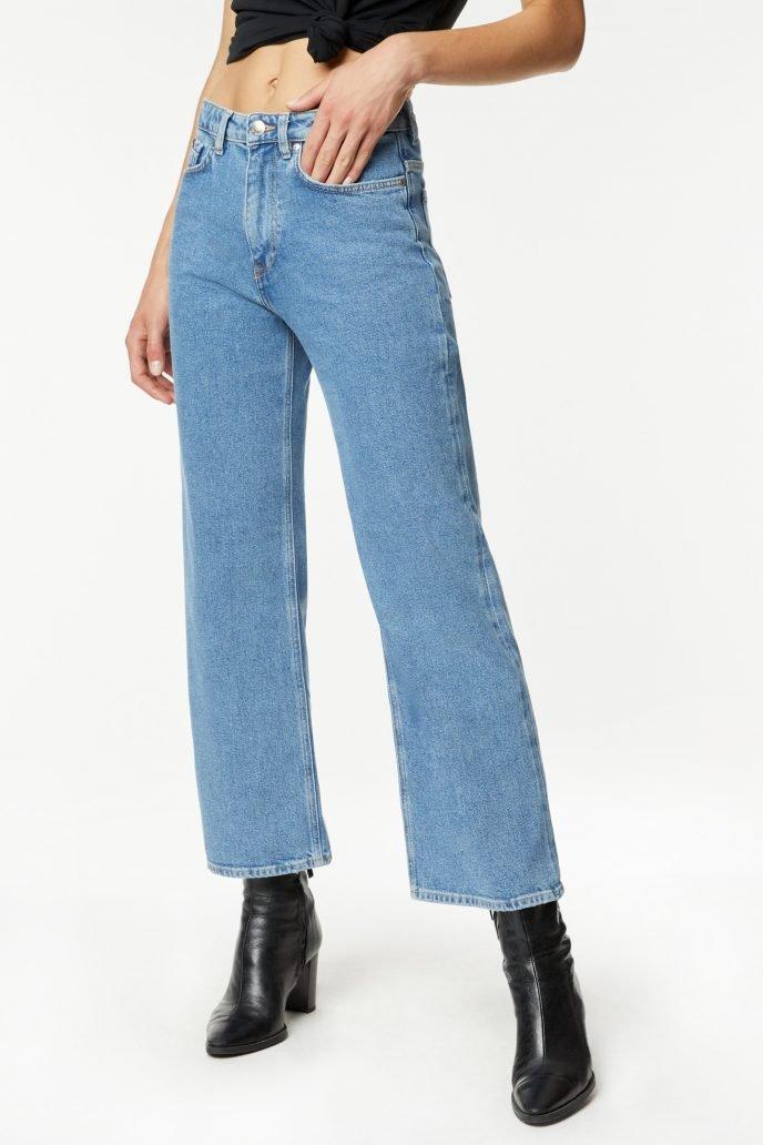 Foto di jeans cropped
