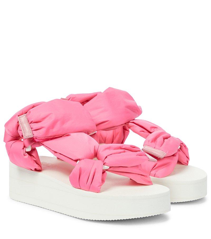 Foto di sandali Red valentino