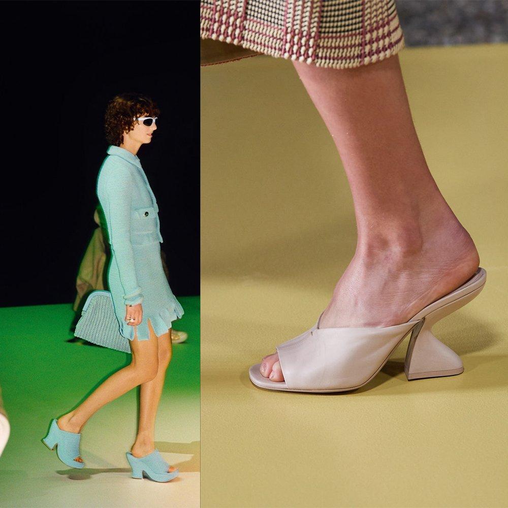 Le scarpe della primavera estate 2021