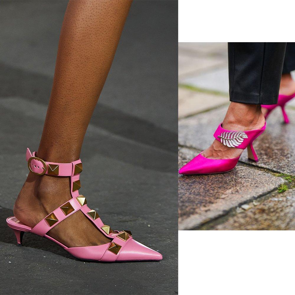 Foto delle scarpe primavera estate 2021