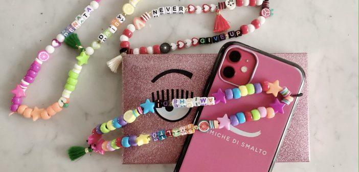 Phone Beads: la Collanina per il Cellulare da personalizzare