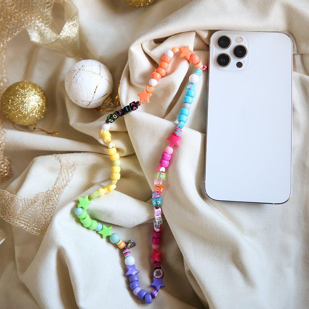 Foto di Phone Beads personalizzato come pensierino di Natale