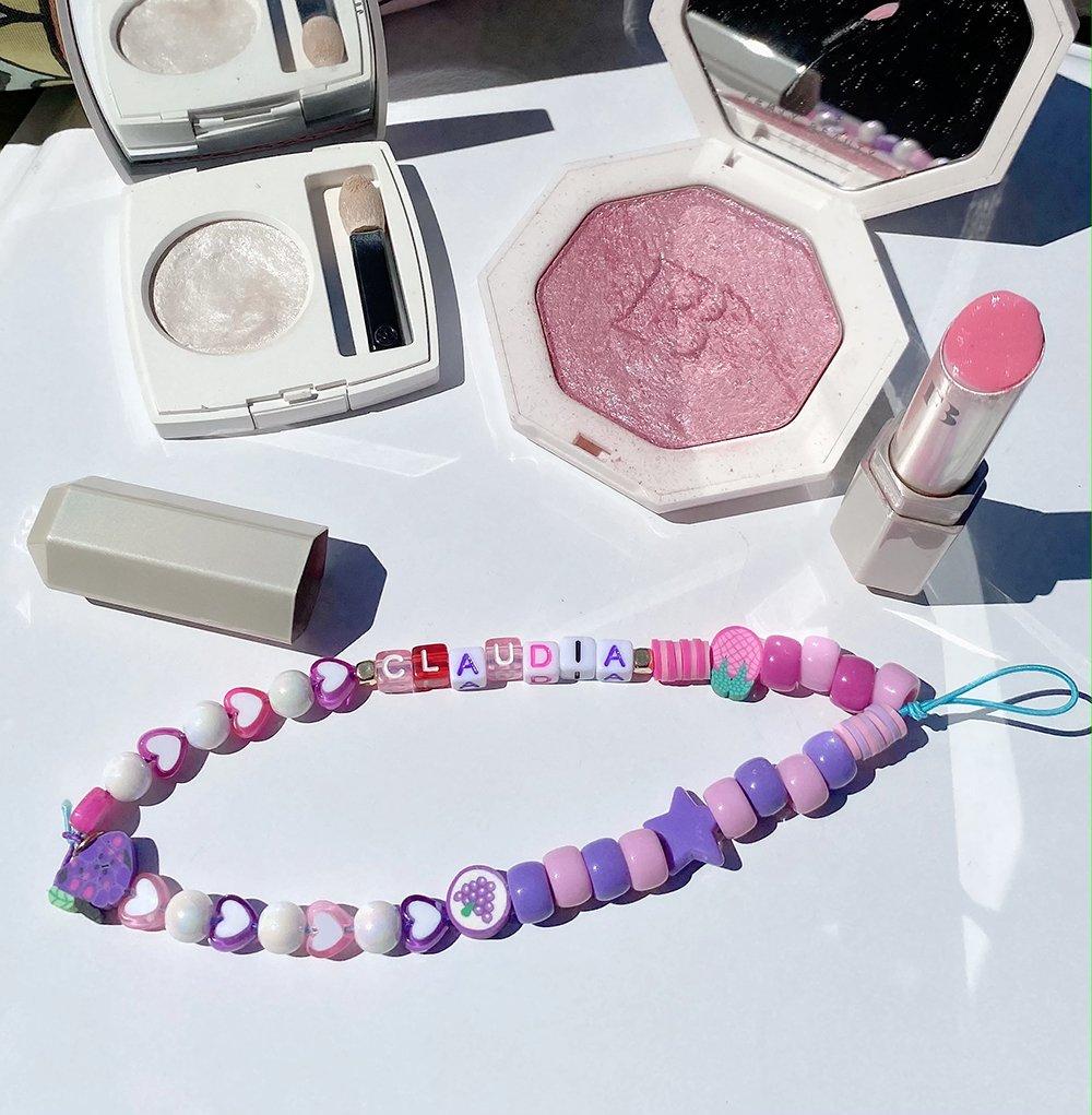 Foto di phone beads shade
