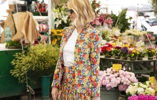 Foto di abiti floreali di Luluredgrove per un'estate glamour