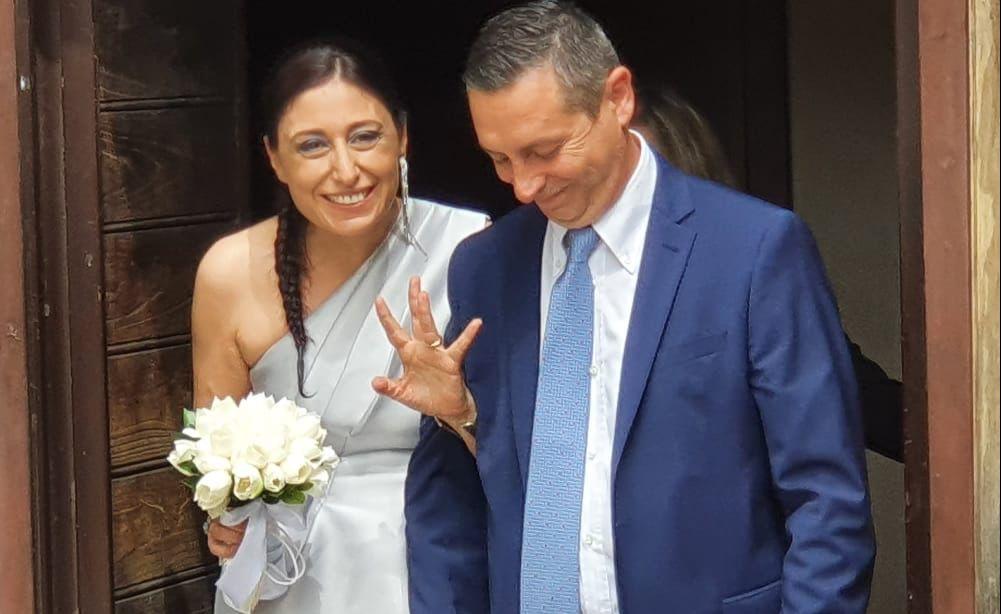 Foto di nozze Emanuela Filice