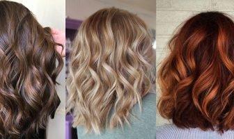 Foto di colore capelli 2021-2022
